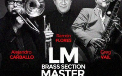 Luis Miguel Brass Section Master Class