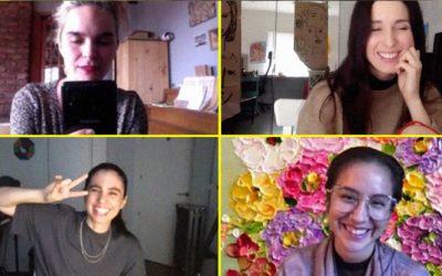 Las Voces de la Pandemia: Nuevos Podcasts desde Chile